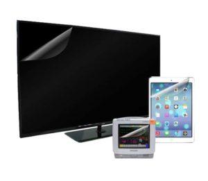 Productos antimicrobianos: protectores de pantallas