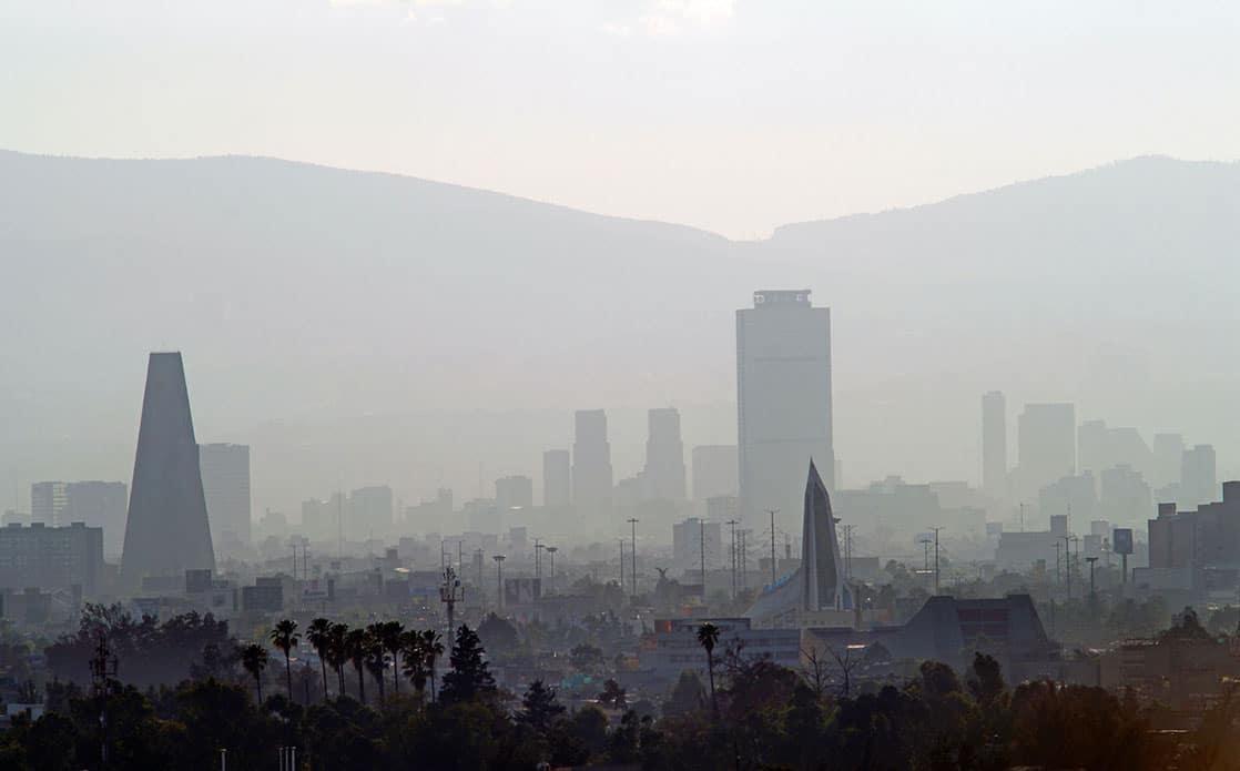 Importancia de mantener el aire limpio